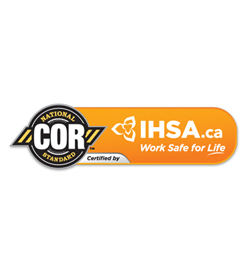 Steps to Achieve COR™ – Safety First Consulting Ltd