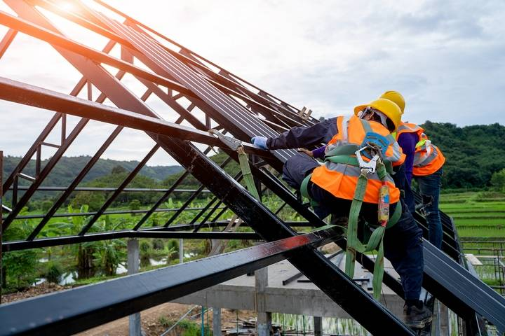 Working at heights training is essential to your fall protection plan.