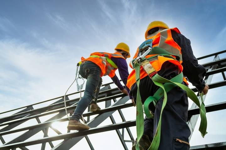 Safe workplace conditions are important for your fall protection plan to be successful.