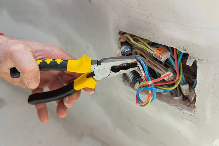 One of the common types of hazards in construction includes electrical hazards.