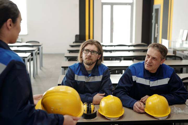 Step 1 - Provide worker health and safety awareness training