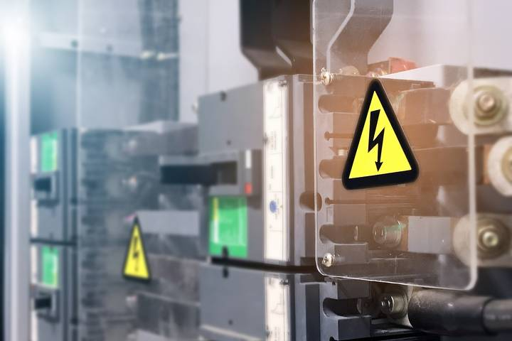 Safety Rule - Limit workplace access to electrical hazards